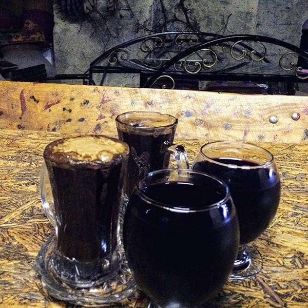 турецкий кофе в грузии