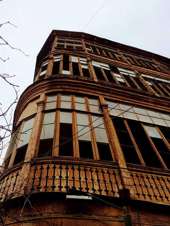балконы в грузии