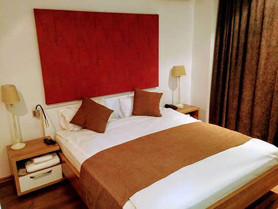 Номер в отеле Тбилиси