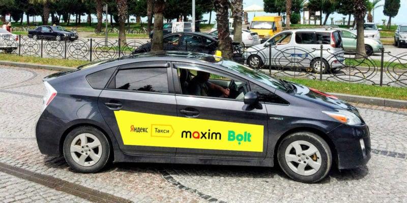 Стоимость Такси в Батуми