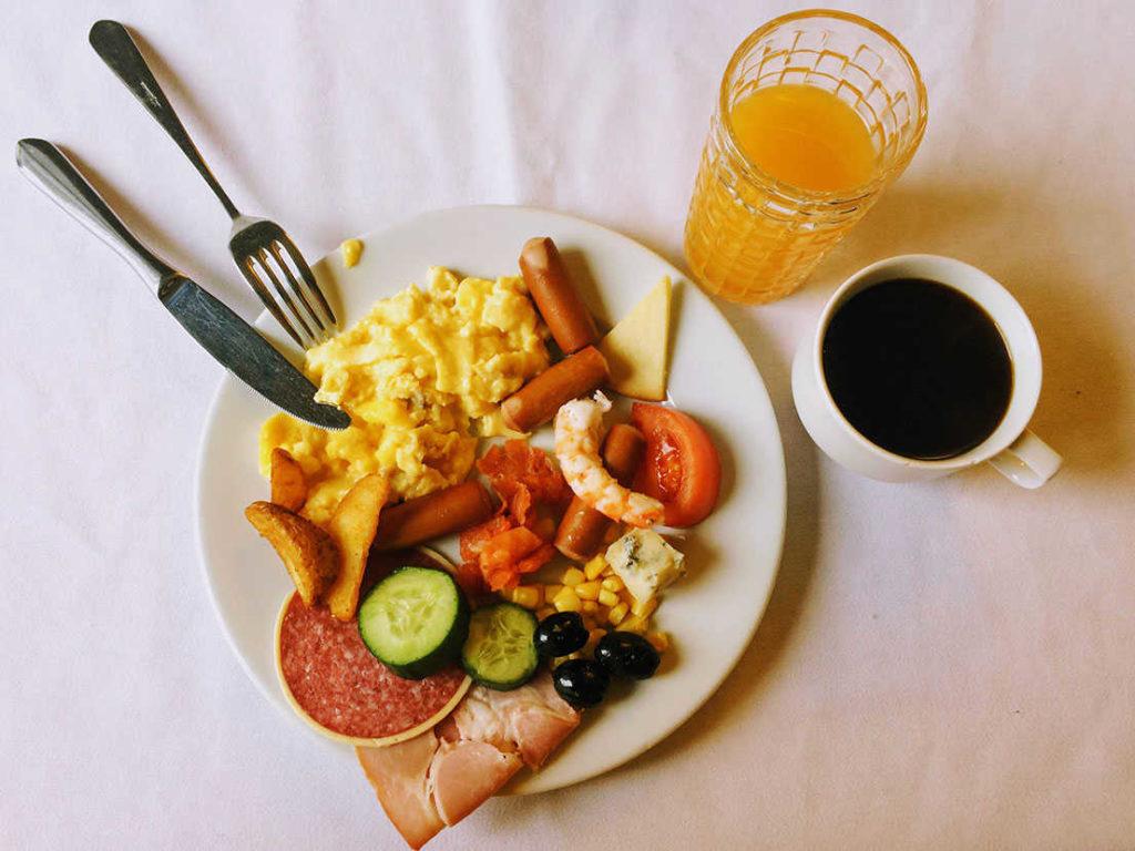 Завтрак в Боржоми Ликани Спа