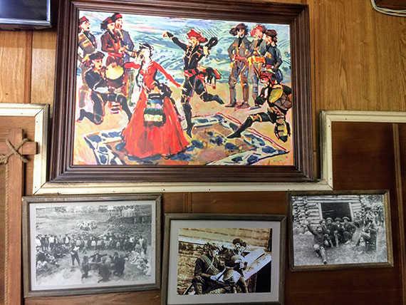 Картины и Фотографии в Этнографическом музее