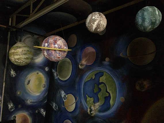 планетарий в батуми