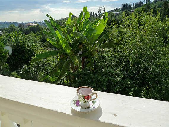 грузинский кофе по-турецки