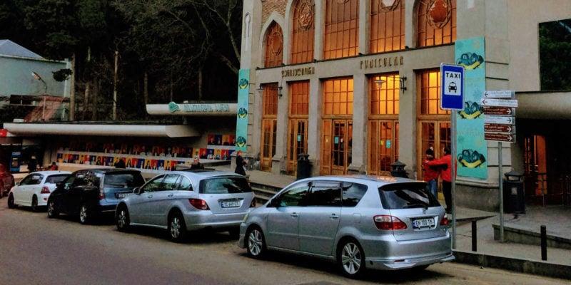 такси в Тбилиси
