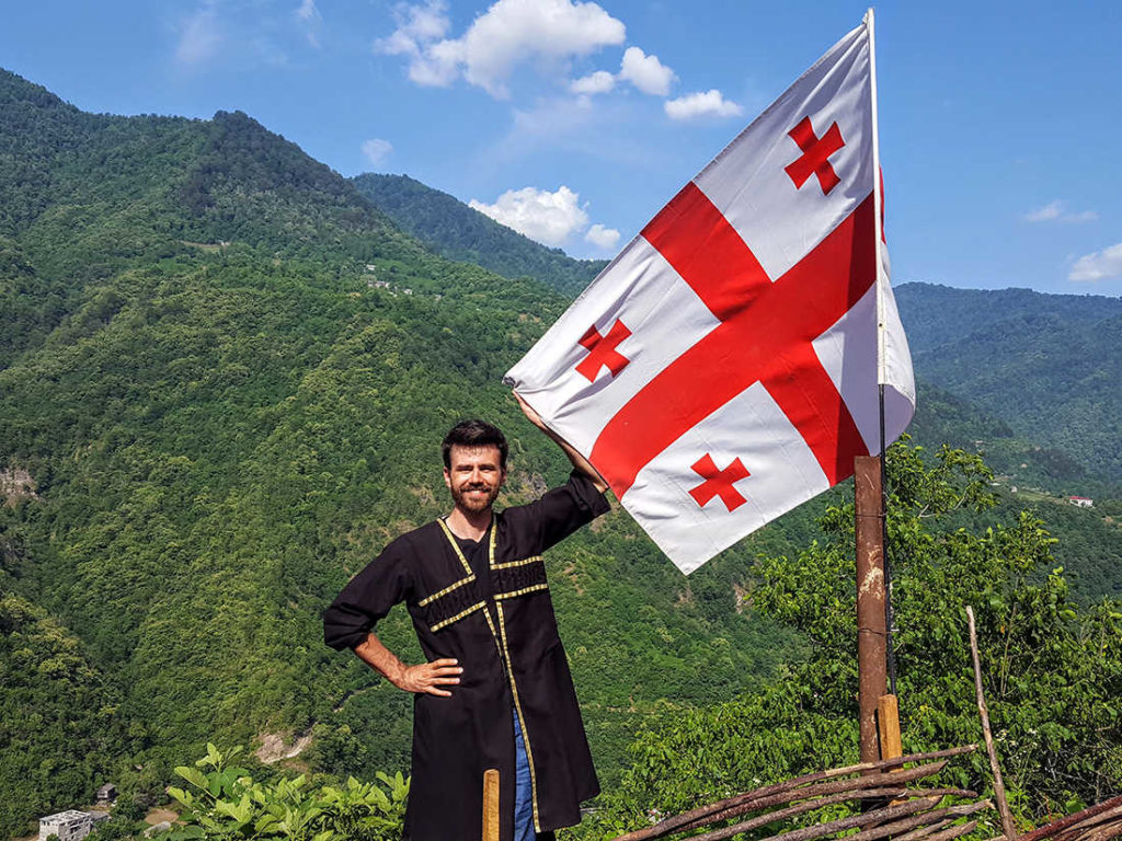 отпуск в грузии без путевки