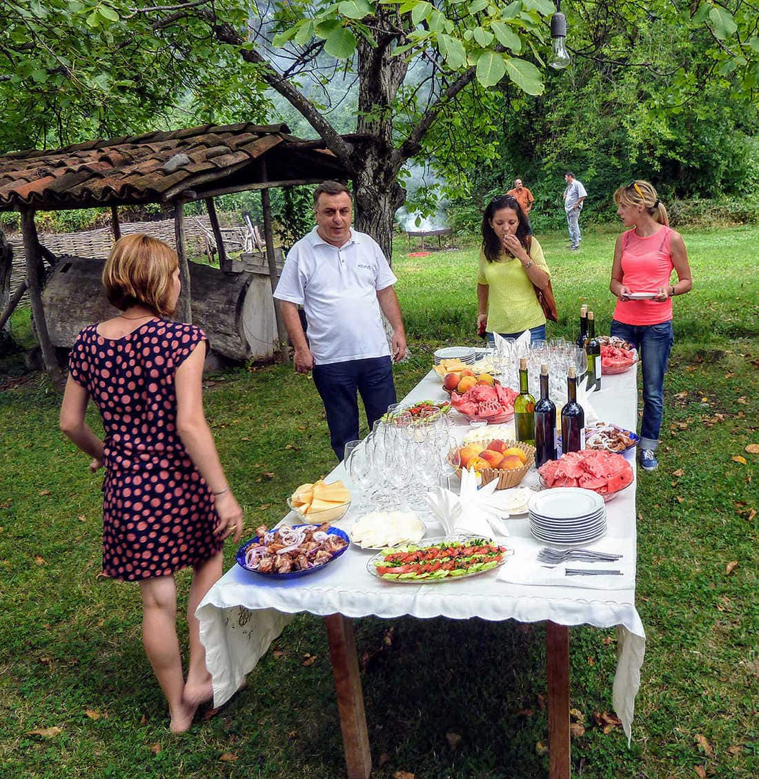 Отпуск в Грузии: гостеприимные грузины